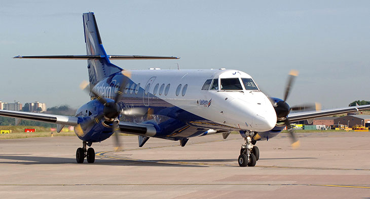 Eastern Airways awarded Cardiff – Anglesey PSO contract
