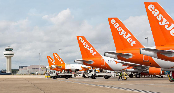 easyJet feels the squeeze and cuts its workforce