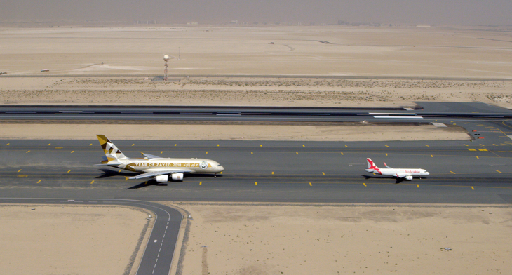 Etihad and Air Arabia to launch LCC in Abu Dh..