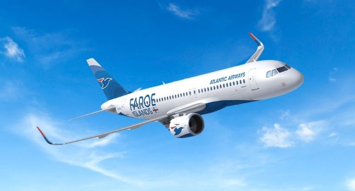 Atlantic Airways receives its first A320-200neo
