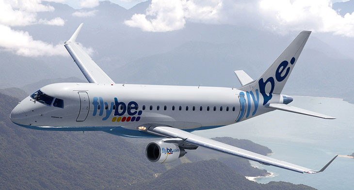 Flybe – not flying today!