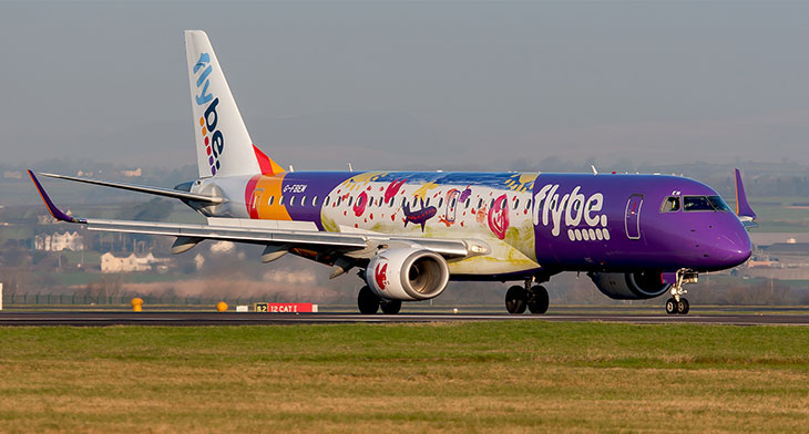 Flybe given notice in June by MAEL