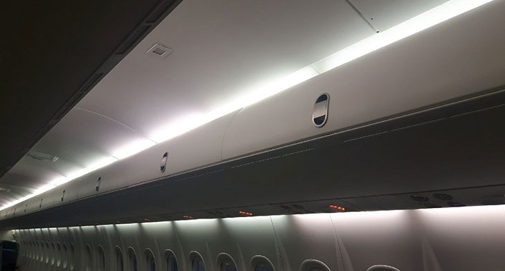 GAL Aerospace launch Q400 overhead bin solution