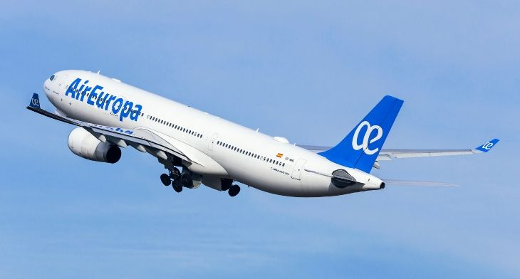IAG to acquire Air Europa for €1 billion