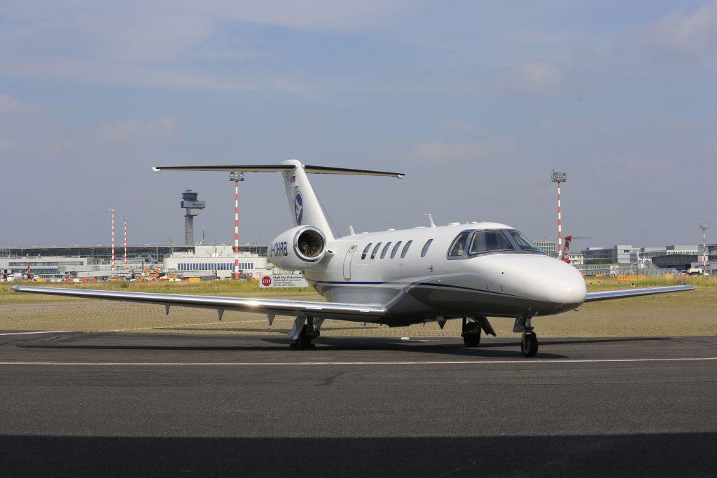 Hahn Air Aircraft