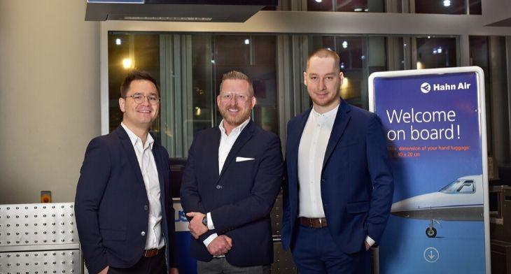 Hahn Air achieves blockchain-enabled ticketing milestone
