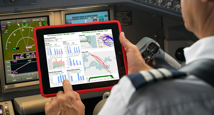 J-Air opts for Honeywell's GoDirect Flight Efficiency