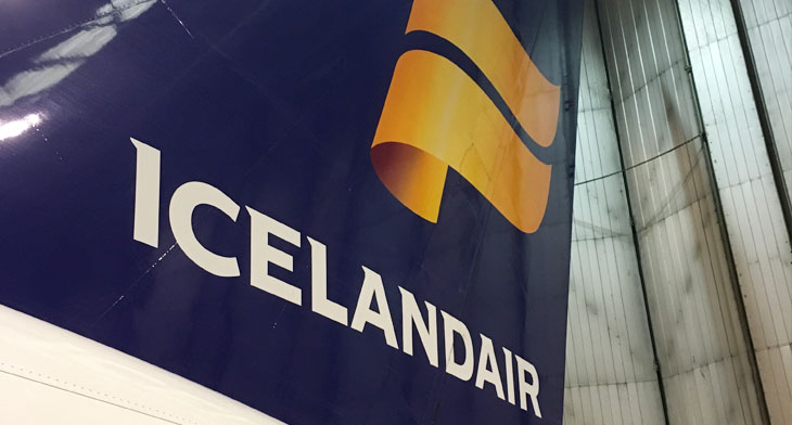 Icelandair agrees compensation figure from Bo..