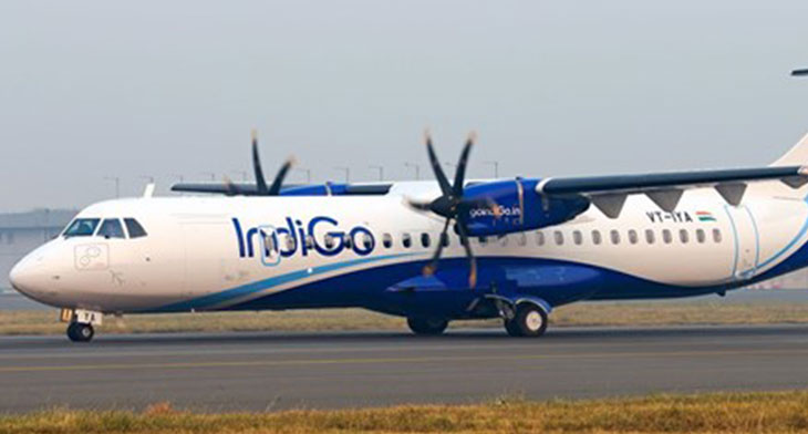 TrueNoord leases five new ATR72-600 to IndiGo