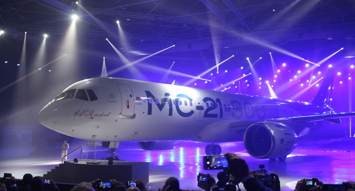 Irkut to Build Another MC-21-300 Prototype to Test PD-14 Engine