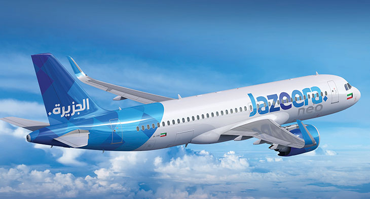 Jazeera Airways signs up with Commsoft
