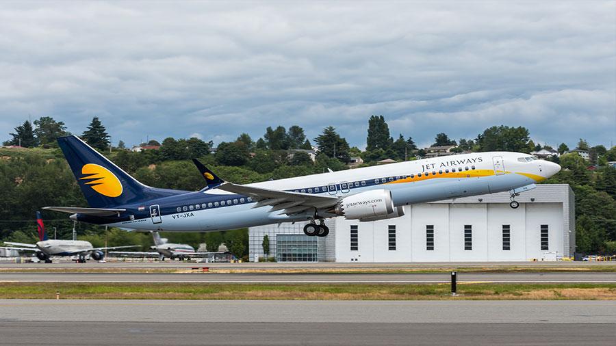 Jet Airways chief resigns