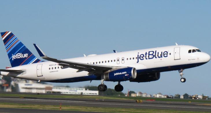 JetBlue first customer for Lufthansa Technik&..