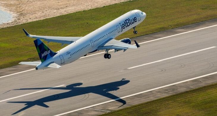 JetBlue adds a further South American route t..