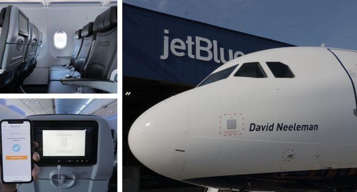 JetBlue's new A321neo