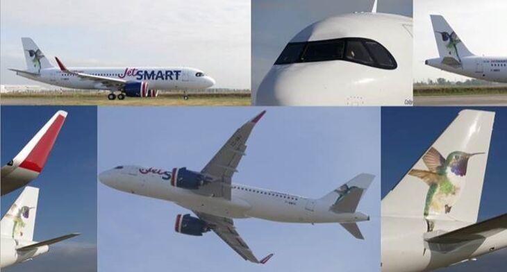 JetSMART A320neo SMBC