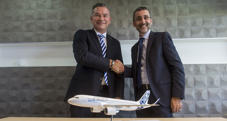PAS19: JetSMART selects Pratt & Whitney GTF engines for A320neo aircraft