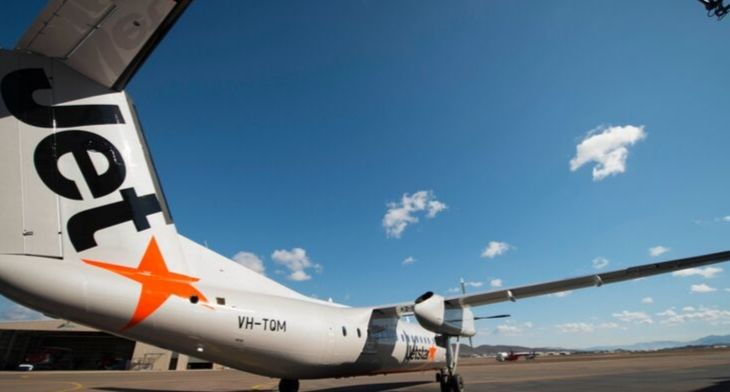 Jetstar proposes ending regional turboprop services in New Zealand