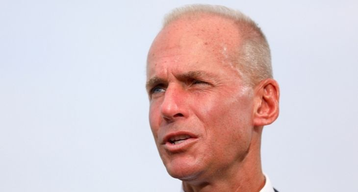 Boeing CEO loses chairman role due to MAX crisis
