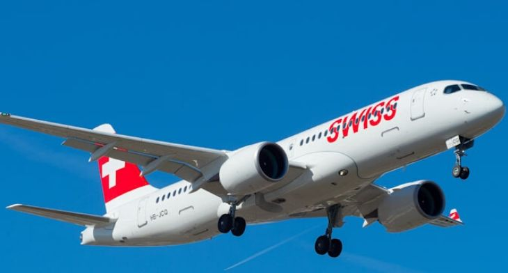 Swiss Airbus A220s return to service after grounding