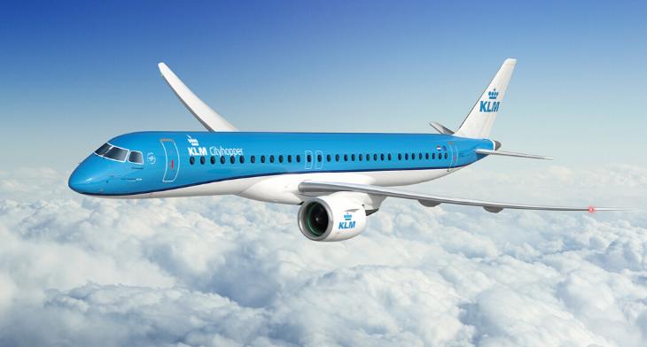 KLM Cityhopper opts for Recaro seats for E195-E2s