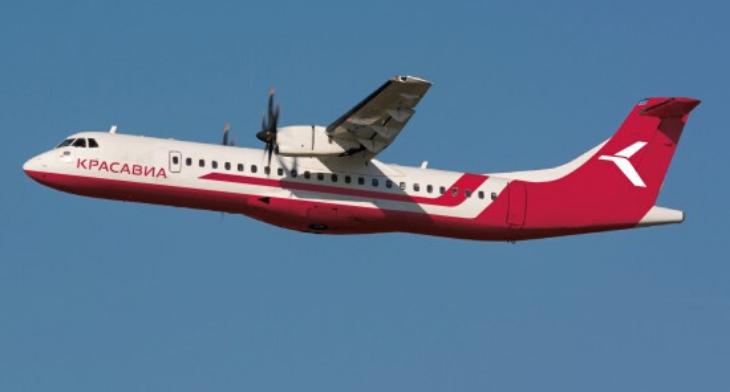 KrasAvia to acquire three ATR-72 aircraft