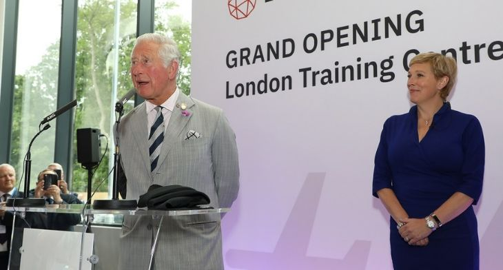 L3Harris officially opens London Training Cen..