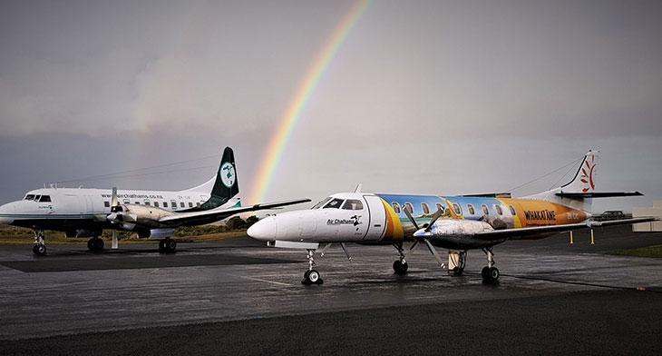 Air Chathams selects Rusada's Envision