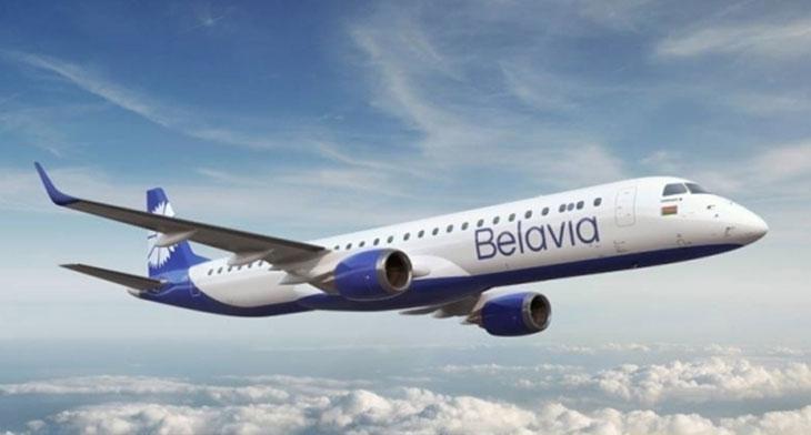 Belavia begins renewing its fleet with E-Jets