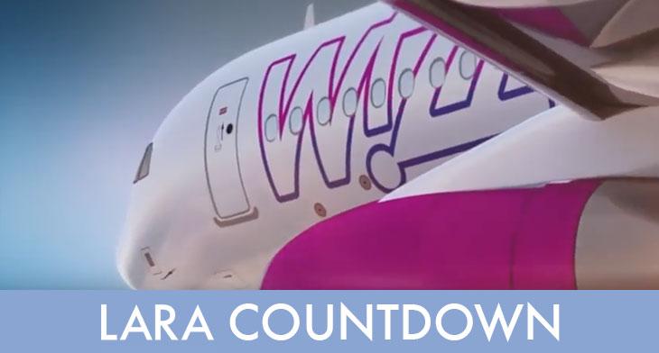This week's LARA Countdown video content