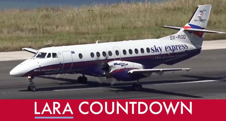 This week's LARA countdown video conten..
