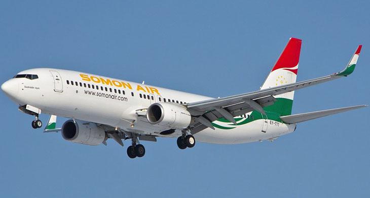 Somon Air cancels 737 MAX order