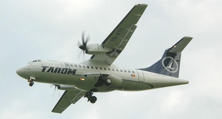 TAROM chooses ATR 72-600 for its new regional fleet