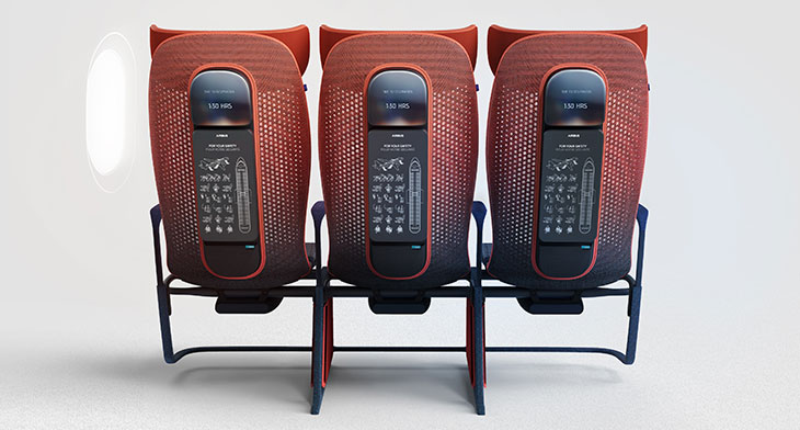 LAYER offers new seating for Airbus