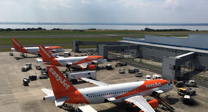 easyJet opts for Amadeus SkySYM by Optym