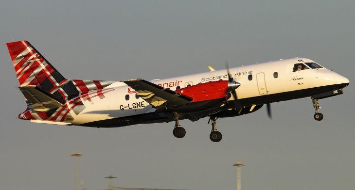 Loganair launches at Carlisle Lake District A..