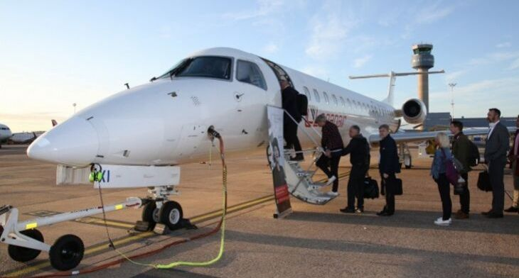 Loganair expands network for 2020