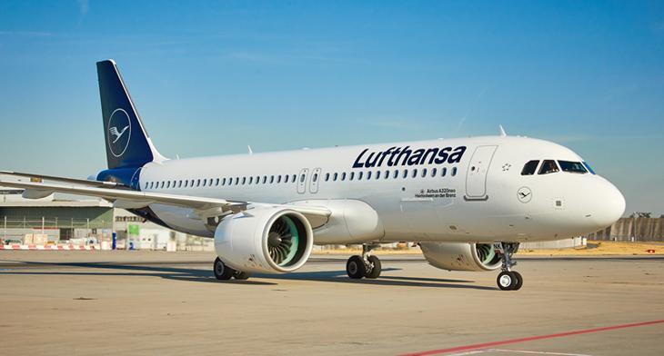 Lufthansa lines up 27 A320neos