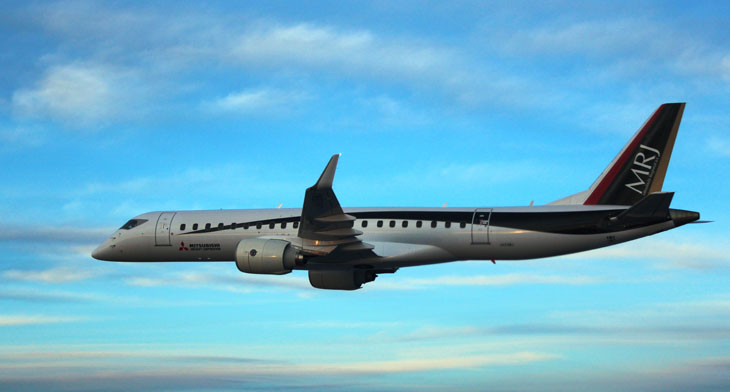 MHI completes capital bail-out of MRJ