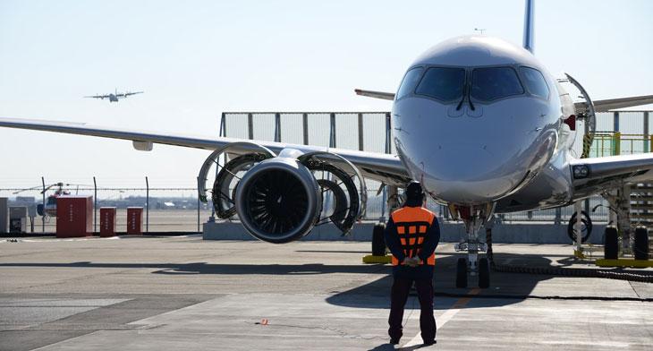 Bombardier sues Mitsubishi over MRJ programme