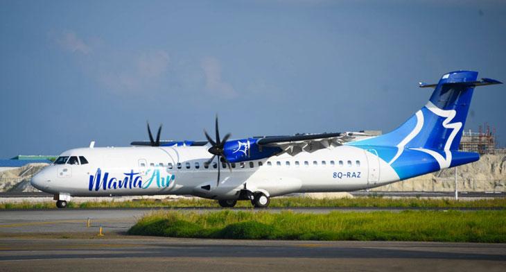 Manta Air in Safe Hands