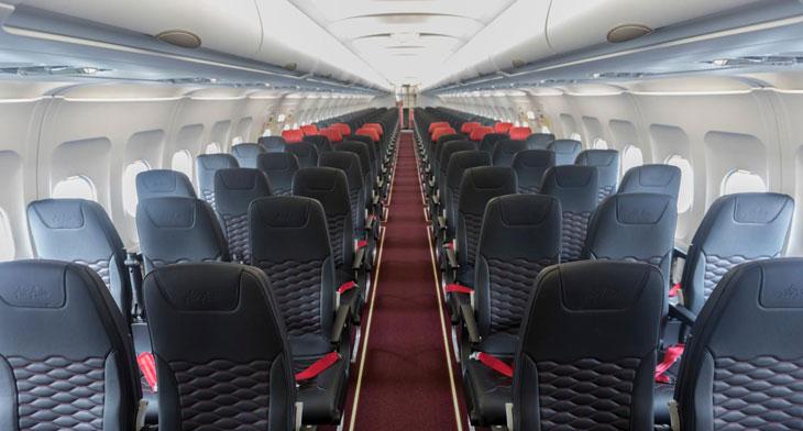 AirAsia launch airline for Mirus Hawk slimlin..