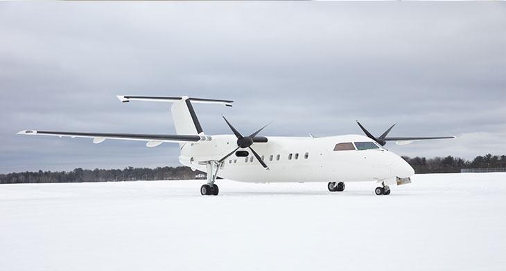 Elix Aviation Capital delivers Dash 8 Q200 to Safarilink