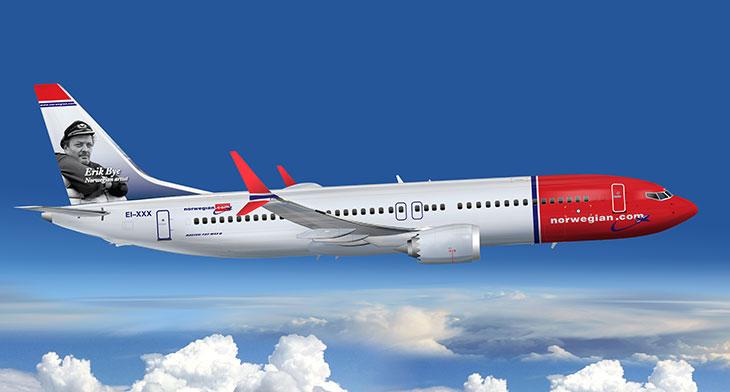 Norwegian 'to bill' Boeing