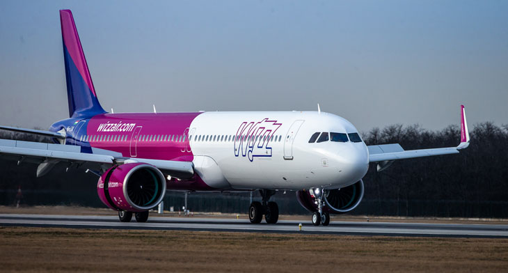 Wizz Air blows into Luton