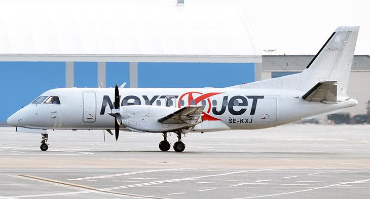 Next steps for Sweden's NextJet