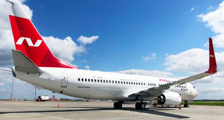 Nordwind 737 makes emergency landing