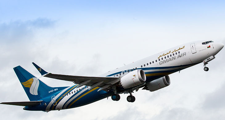 More than 700 flights cancelled by Oman Air