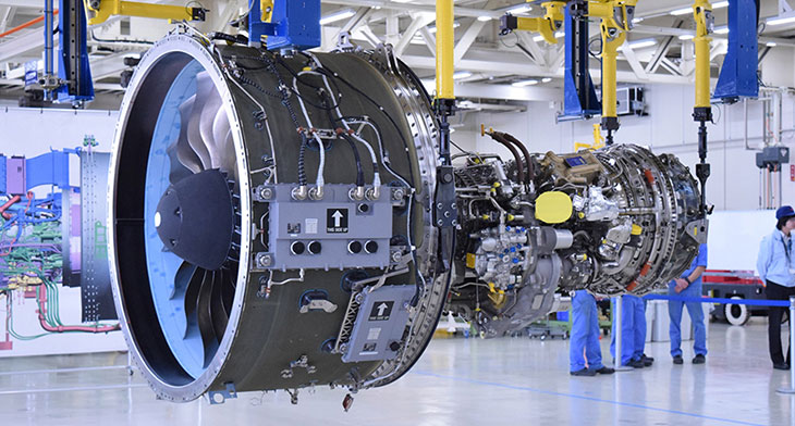 PW1200G engine milestone for Japan's MRJ
