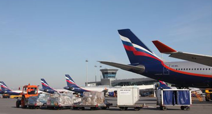 Aeroflot aircraft accident in Moscow